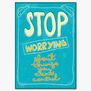 Typography (Stop Worrying)